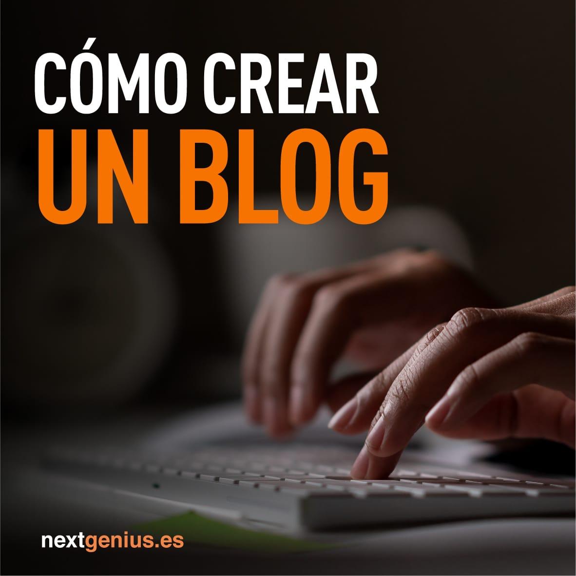 !Crear Blogs¡ 5 Herramientas que te ayudaran