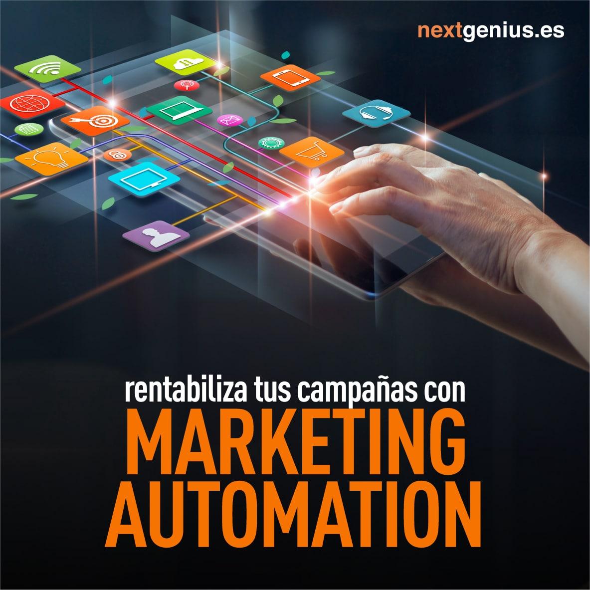 Marketing Automation – Cómo rentabilizar tus campañas