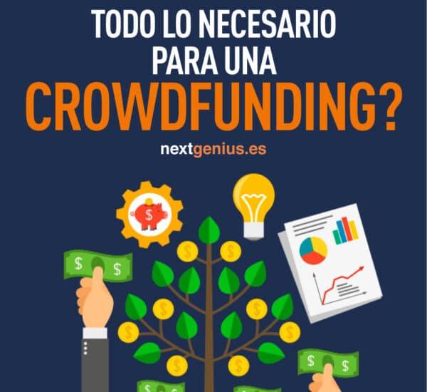 Crowdfunding todo lo que tienes que saber.